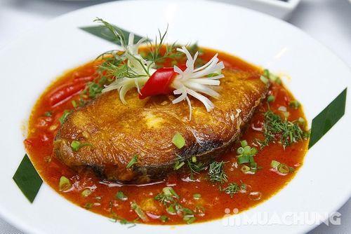 Bữa tối ngon cơm với cá thu sốt dưa, sốt cà chua đơn giản - Ảnh 5