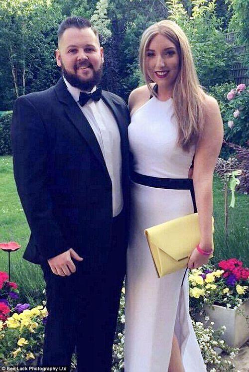 Chàng trai đau đớn vì hôn thê xinh đẹp qua đời 1 ngày trước khi lễ cưới diễn ra - Ảnh 2