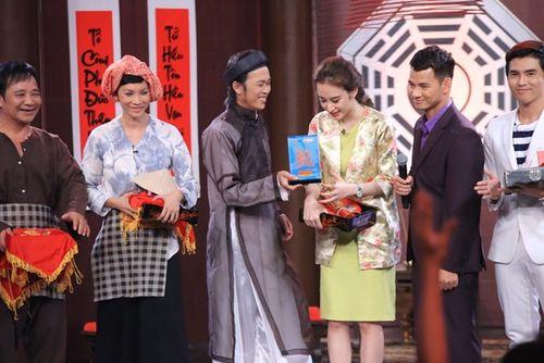 Ơn giời cậu đây rồi 2015 tập 1: Angela Phương Trinh giành chiến thắng - Ảnh 1