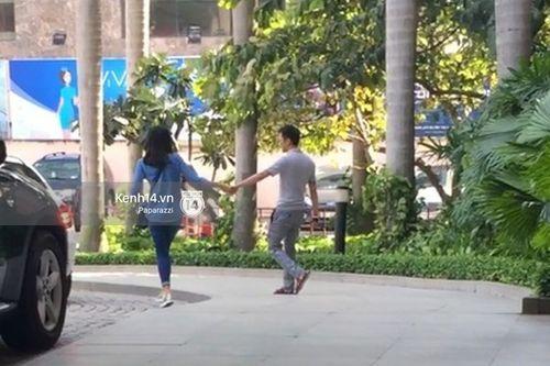 Cường Đô La - Hạ Vi cùng rời khỏi nhà sau khi lộ ảnh hẹn hò đêm trước - Ảnh 11