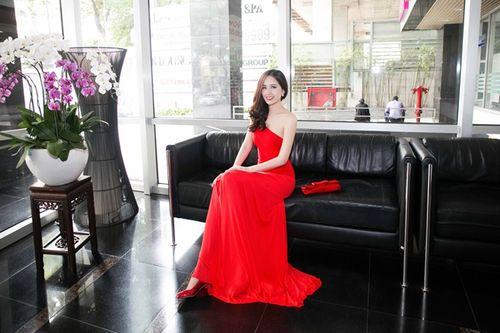 Ngẩn ngơ trước vẻ đẹp không tỳ vết của Hoa hậu Mai Phương Thúy - Ảnh 5