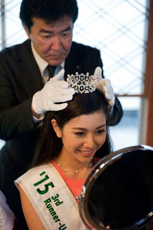 Thúy Vân dạo chơi Nhật Bản cùng Top 5 Hoa hậu Quốc tế - Ảnh 6