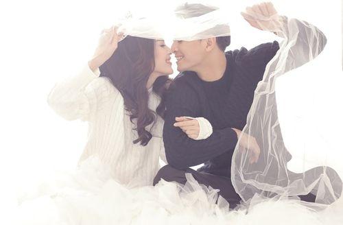 Ảnh cưới ngọt ngào, lãng mạn của Tú Vi - Văn Anh - Ảnh 5