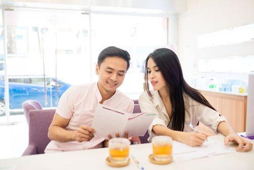 Văn Anh đưa Tú Vi đi chăm sóc sắc đẹp trước ngày cưới - Ảnh 2
