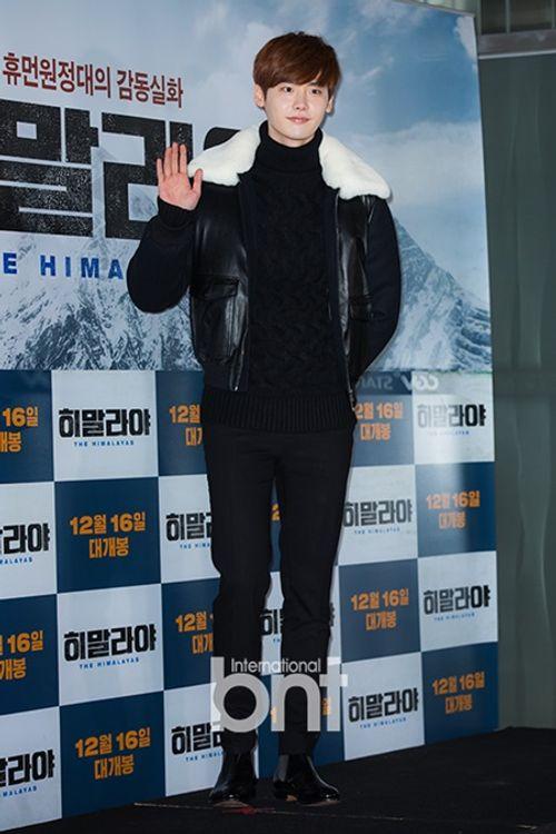 Lee Jong Suk đầu quân cho YG, trở thành anh em một nhà với Big Bang - Ảnh 1