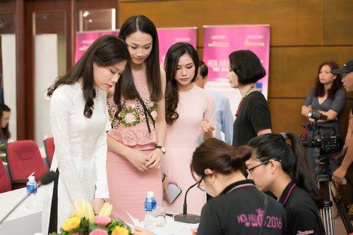Hoa hậu Việt Nam 2016: Danh sách 32 người đẹp vào Chung khảo phía Bắc  - Ảnh 1