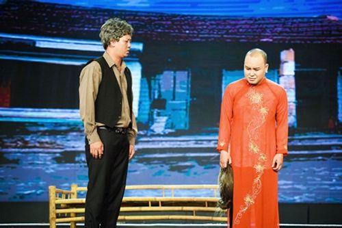 """Làng hài mở hội tập 11: Huỳnh Tiến Khoa bị """"đốt cháy"""" ngay trên sân khấu - Ảnh 3"""