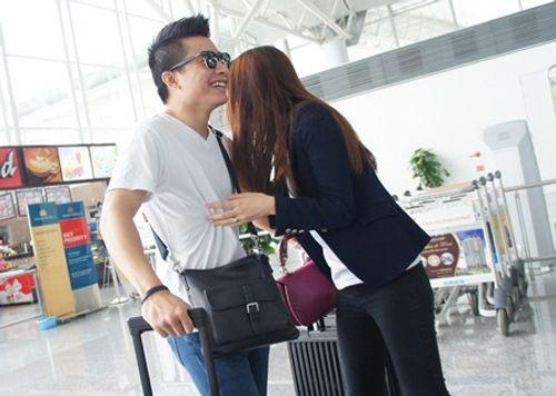 Vợ chồng Dương Thuỳ Linh vẫn ngọt ngào sau 6 năm kết hôn - Ảnh 2