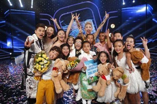 Chung kết Vietnam Idol Kids 2016: Hồ Văn Cường giành giải quán quân - Ảnh 10
