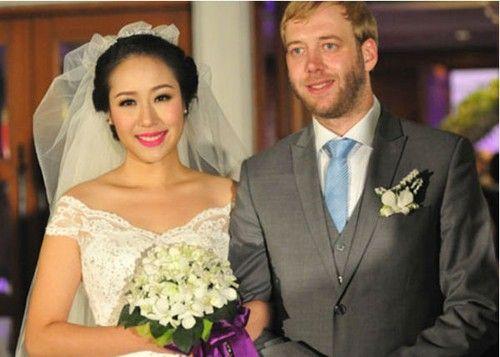 Hoa hậu Ngô Phương Lan hạnh phúc mang thai con đầu lòng sau 3 năm kết hôn - Ảnh 2