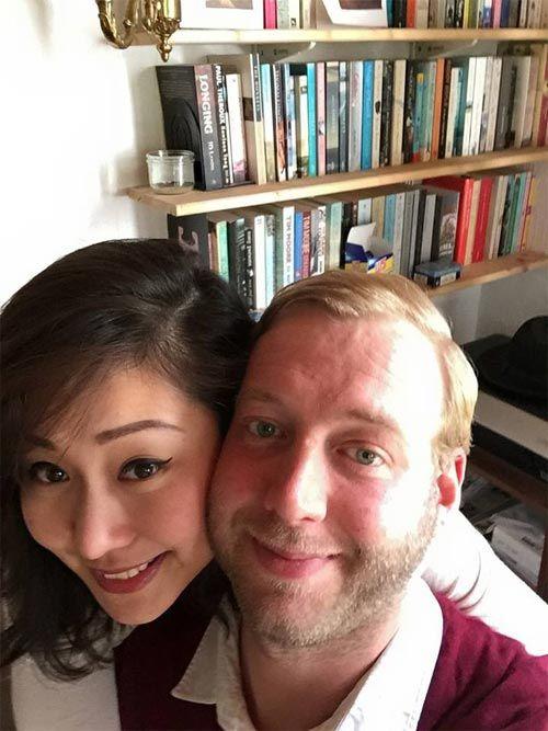 Hoa hậu Ngô Phương Lan hạnh phúc mang thai con đầu lòng sau 3 năm kết hôn - Ảnh 3