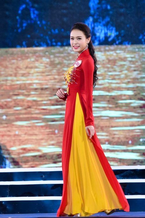Ngắm nhan sắc thí sinh có thành tích học tập khủng nhất Hoa hậu Việt Nam 2016 - Ảnh 3