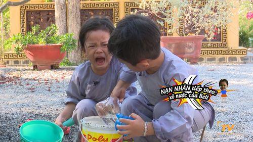 """Bố ơi mình đi đâu thế tập 9 mùa 3: Bell khóc thét vì bị Châu Chấu """"ăn hiếp"""" - Ảnh 15"""