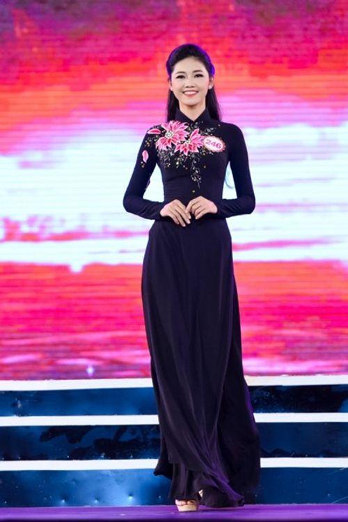 Thanh Tú có tiếp bước chị gái Ngô Trà My giành chiến thắng tại Hoa hậu Việt Nam? - Ảnh 4