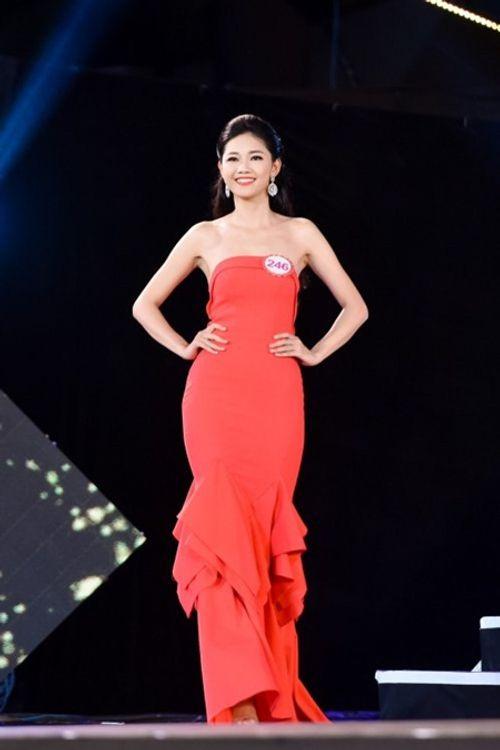 Thanh Tú có tiếp bước chị gái Ngô Trà My giành chiến thắng tại Hoa hậu Việt Nam? - Ảnh 6