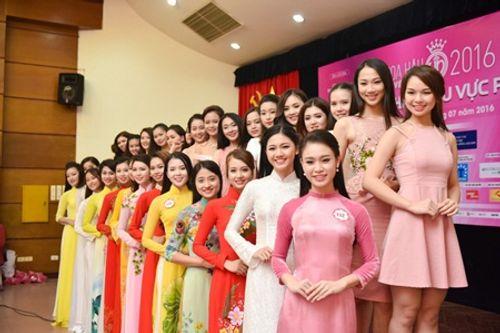 Thanh Tú có tiếp bước chị gái Ngô Trà My giành chiến thắng tại Hoa hậu Việt Nam? - Ảnh 8
