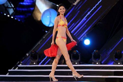 Thanh Tú có tiếp bước chị gái Ngô Trà My giành chiến thắng tại Hoa hậu Việt Nam? - Ảnh 10