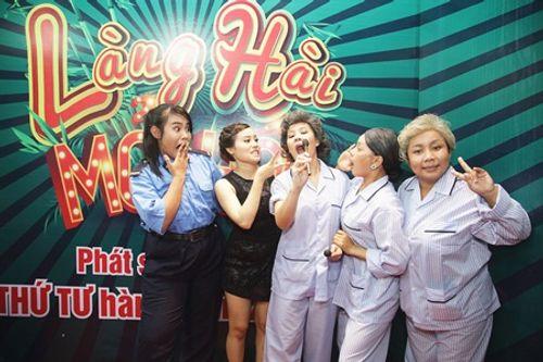 Làng hài mở hội: Học trò NSND Hồng Vân kêu gọi sống tiết kiệm, chống lãng phí - Ảnh 3
