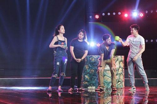 Làng hài mở hội: Học trò NSND Hồng Vân kêu gọi sống tiết kiệm, chống lãng phí - Ảnh 1