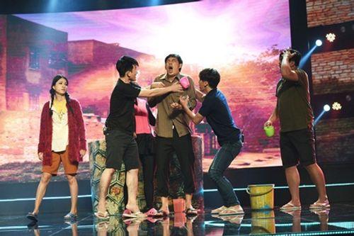 Làng hài mở hội tập 13: Trấn Thành, Việt Hương rớt nước mắt vì đội Tỷ Muội  - Ảnh 13