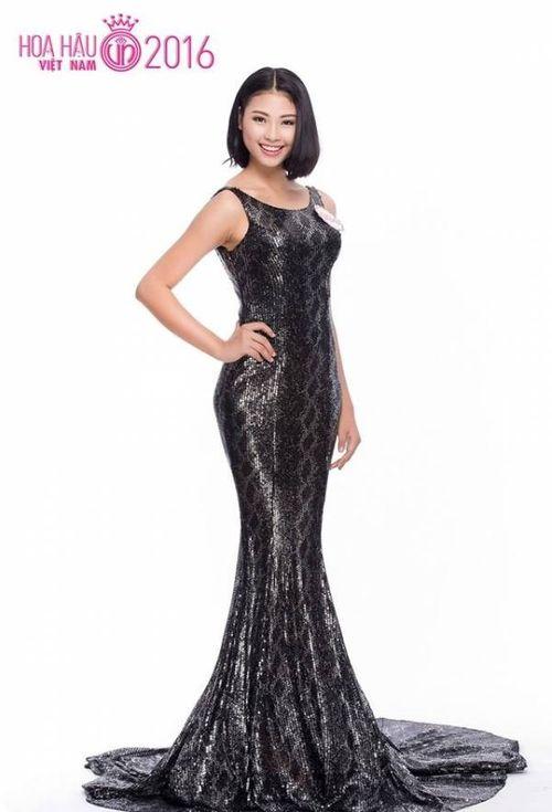 """Ngắm nhan sắc """"bản sao"""" của Tăng Thanh Hà tại cuộc thi Hoa hậu Việt Nam 2016 - Ảnh 3"""