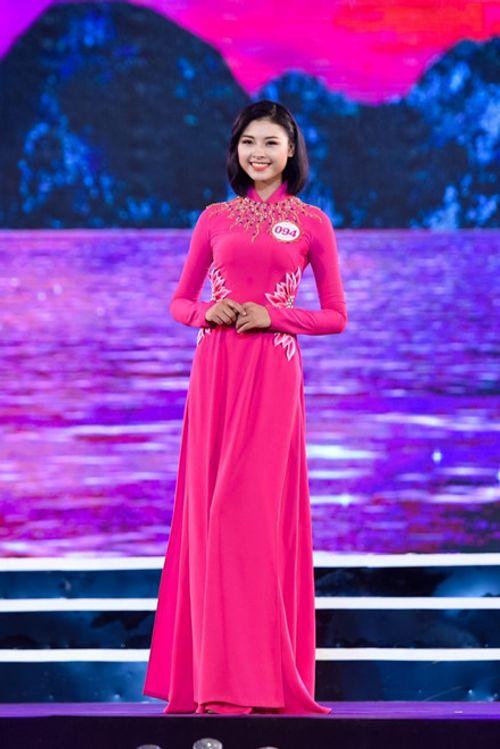 """Ngắm nhan sắc """"bản sao"""" của Tăng Thanh Hà tại cuộc thi Hoa hậu Việt Nam 2016 - Ảnh 4"""