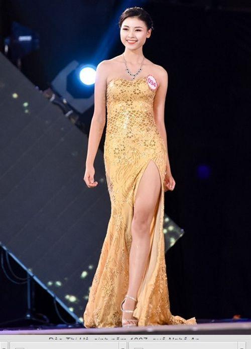 """Ngắm nhan sắc """"bản sao"""" của Tăng Thanh Hà tại cuộc thi Hoa hậu Việt Nam 2016 - Ảnh 5"""