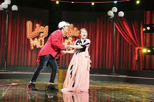 Làng hài mở hội: Ca sĩ Huy Nam thử sức diễn hài vì ham vui - Ảnh 3