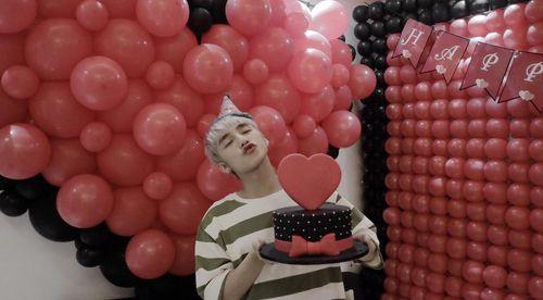 Facebook sao: Ly Kute khoe con trai đáng yêu, Sơn Tùng nhắng nhít mừng sinh nhật - Ảnh 9