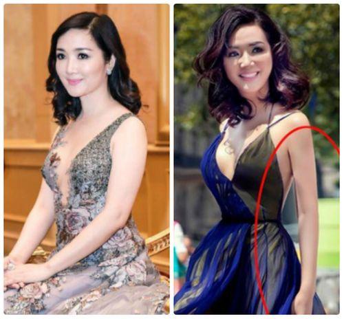 Nhờ photoshop, Hoa hậu Giáng My sở hữu eo thon hơn cả Ngọc Trinh - Ảnh 4