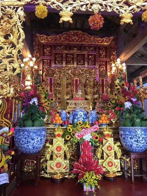 Nhà thờ tổ 100 tỷ của NSƯT Hoài Linh chính thức mở cửa - Ảnh 5