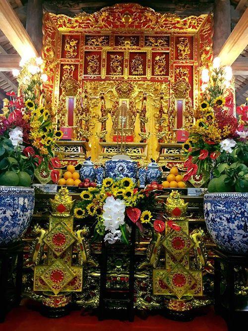 Nhà thờ tổ 100 tỷ của NSƯT Hoài Linh chính thức mở cửa - Ảnh 4