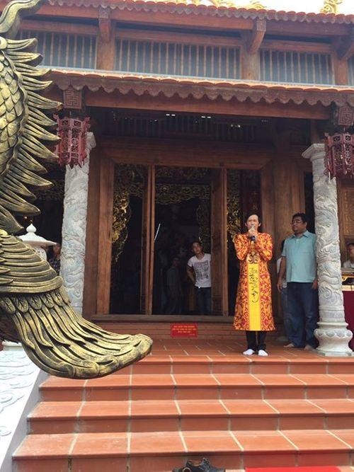 Nhà thờ tổ 100 tỷ của NSƯT Hoài Linh chính thức mở cửa - Ảnh 3