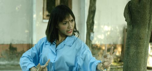"""Hải Triều giả siêu mẫu Xuân Lan trong """"Thần tiên cũng nổi điên"""" - Ảnh 3"""