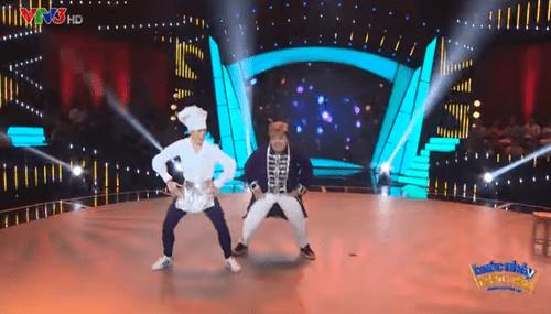 """Bước nhảy ngàn cân tập 3: """"Chị tôi"""" gây xúc động mạnh cho giám khảo - Ảnh 9"""
