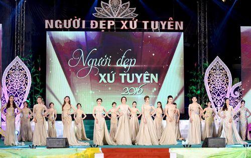 """Lý Thị Hiếu Thục đăng quang """"Người đẹp Xứ Tuyên"""" năm 2016 - Ảnh 1"""