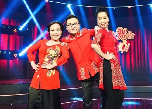 """Trịnh Kim Chi sốc trước độ """"ác độc"""" của Việt Hương - Ảnh 3"""