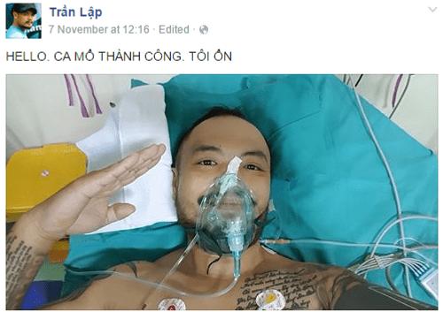 Trần Lập tâm sự sau một tuần nhập viện - Ảnh 3