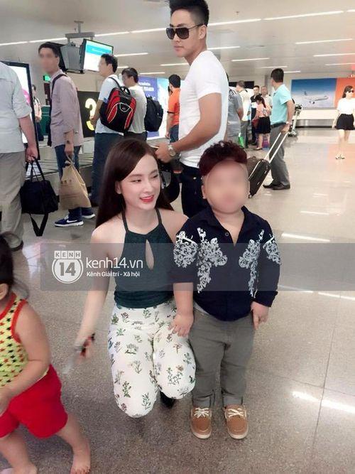 Thêm bằng chứng nghi vấn tình cảm của Angela Phương Trinh với cảnh sát điển trai - Ảnh 2