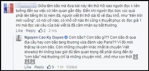 """MC Kỳ Duyên lại gây tranh cãi khi chia sẻ về """"ngôi sao"""" - Ảnh 5"""