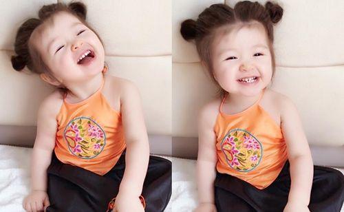 """Con gái Elly Trần xấu hổ khi bị mẹ """"bắt"""" làm Thị Nở - Ảnh 1"""