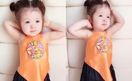 """Con gái Elly Trần xấu hổ khi bị mẹ """"bắt"""" làm Thị Nở - Ảnh 8"""