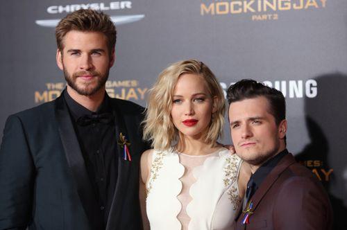 Jennifer Lawrence tiết lộ những cảm xúc về cảnh nóng đầu tiên - Ảnh 2