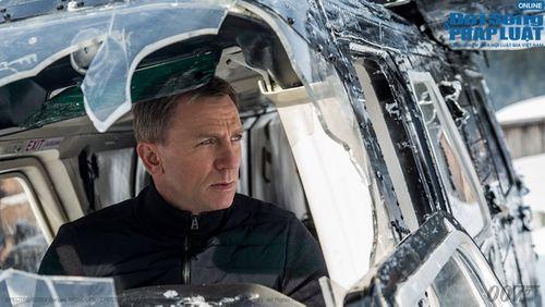 """""""Spectre"""": Tượng đài mới của loạt phim về 007 - Ảnh 3"""