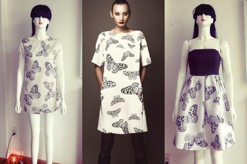 Kho váy nhái 'đồ sộ' của Ngọc Trinh - Ảnh 10
