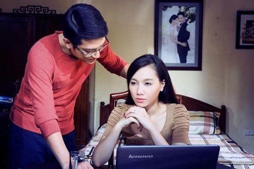 Xôn xao hình ảnh diễn viên Minh Hà ôm ấp đồng nghiệp đã có vợ - Ảnh 3