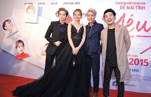 """Phim """"Yêu"""" của Chi Pu và Gil Lê chạm mốc 12 tỷ trong 3 ngày - Ảnh 1"""
