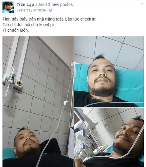 Nhạc sĩ Trần Lập bất ngờ tiết lộ mắc bệnh ung thư - Ảnh 5
