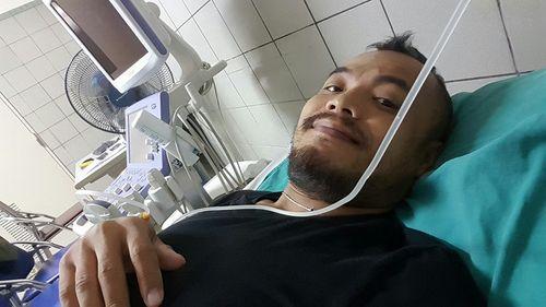 Trần Lập chuẩn bị phẫu thuật, trăn trở về dự định còn dang dở - Ảnh 1