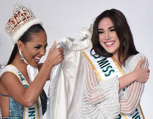 Vẻ đẹp tuyệt sắc của tân Hoa hậu Quốc tế 2015 Edymar Martinez - Ảnh 1